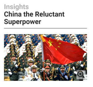 china reluctant